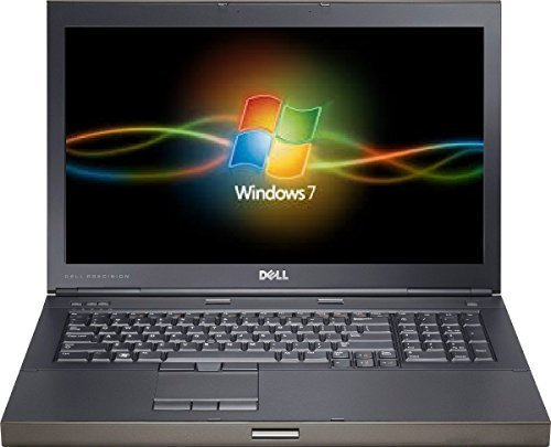 "Dell Precision M6600 Intel i7 Quad Core 2600 MHz 320Gig Serial ATA HDD 8192mb DDR3 DVD ROM Wireless WI-FI 17.0"" WideScreen LCD Genuine Windows 7 Professional 64 Bit Laptop Notebook Computer"