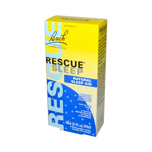 Bach Rescue Natural Schlafhilfe (20 ml)