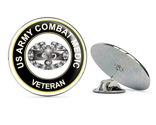U.S. Army Combat Medic Veteran Metal 0.75