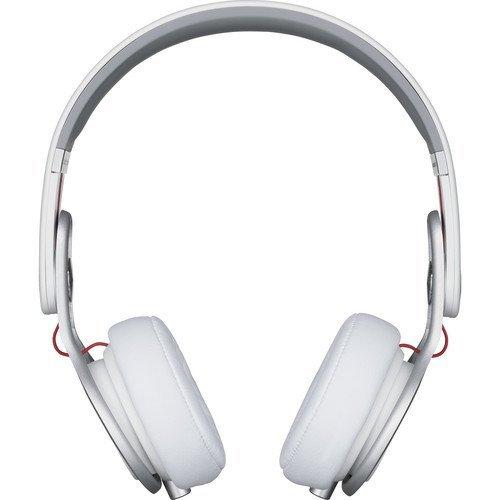 Super Beats Over Ear Headphones White