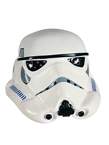 Star Wars Stormtrooper Mask, Delux Adult, White for $<!--$6.99-->