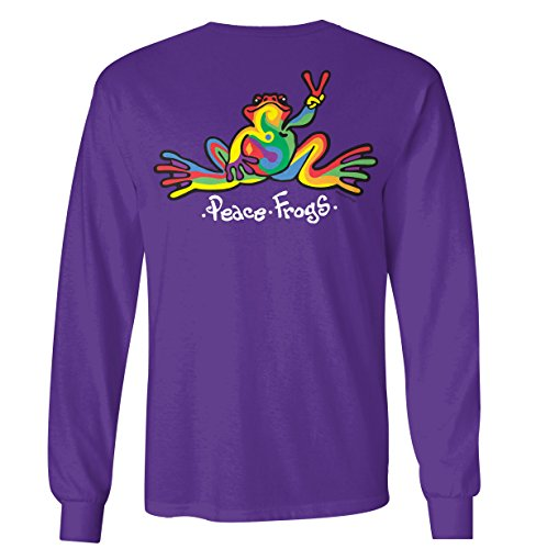 peace-frogs-retro-frog-longsleeve-adult-small