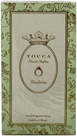 Tocca-Eau de Parfum Giulietta Travel Spray 0.68 fl oz.