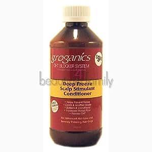 Groganics Deep Freeze Scalp Stimulant Conditioner 8oz