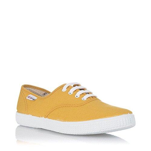 Victoria Inglesa Lona 6613, Zapatillas de Tela Unisex Curry