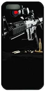 Gun Theme Iphone 5 5S Case by ruishername
