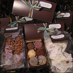 Mackinac Island Fudge Gourmet Gift Box