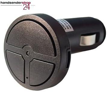 Handsender f/ür Zigarettenanz/ünder f/ür H/örmann 868 MHz Funk Sender Fernbedienung HSM4 HSE2 HS4 HSZ1 HSZ2