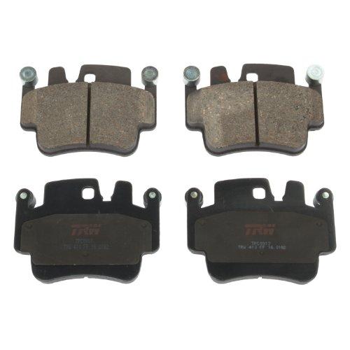 TRW TPC0917 Premium Ceramic Front Disc Brake Pad Set