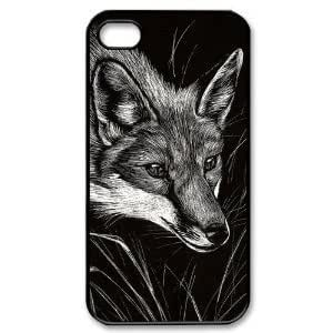 8089994M42808739 Fox Case for Iphone 4/4s -IPhone 4-PC00115
