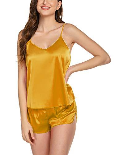 Ekouaer Sleepwear for Womens Sexy Pajama Set