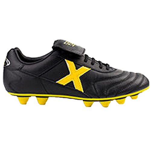 Munich Sports Football Shoes Mundial U Yellow Color-Yellow/Black Size-5.5 KqrHlfBx