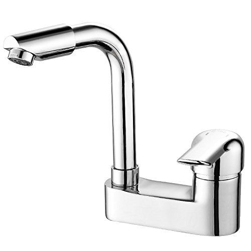 Bathroom Sink Mixer Taps Cold and Hot Water Double Hole redating Vanity Mixer Tap Bathroom Sink Faucet