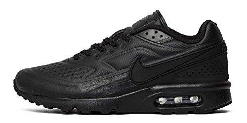Nike 858966-001 Air Max BW Ultra Se Premium Prm Triple Black Pack Sneaker Schwarz Schwarz