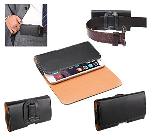 dfv-mobile-case-belt-clip-synthetic-leather-horizontal-smooth-for-eton-raytheon-black