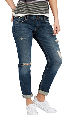 Silver Jeans Co. Women's Sam Boyfriend Mid Rise Jeans for sale  Delivered anywhere in USA