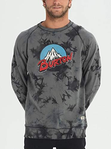 Uomo Phantom Retro Mountain Tie Burton Organic Dye CrewFelpa Yvbf76gy