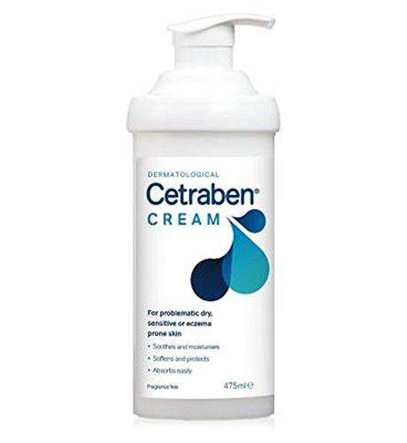 Cetraben Cream 475Ml - Pack of 2 by Cetraben