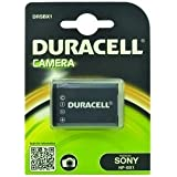 Duracell DRSBX1 Batteria per Sony NP-BX1, 3.7V, 950 mAh, Nero