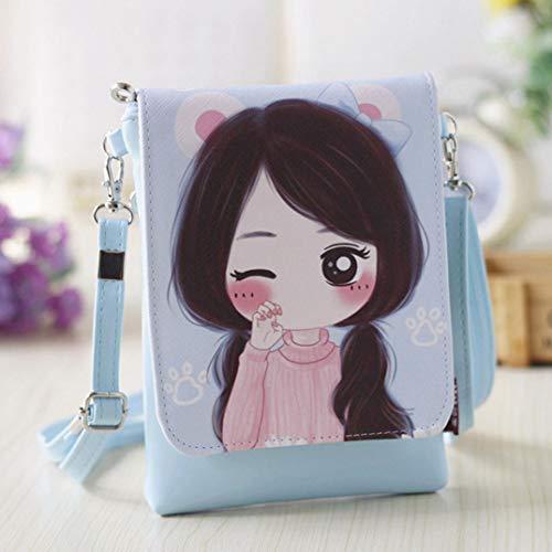 Cartoon A Handbags Bags Handbags Women's Crossbody Kanpola Girls D Shoulder Bag Kids amp; Mini Y7wqX
