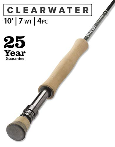 Orvis Clearwater 7-Weight 10' Fly Rod ()