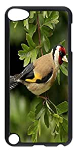 Animals 125 PC Case Cover for iPod Touch 5 Transparent wangjiang maoyi