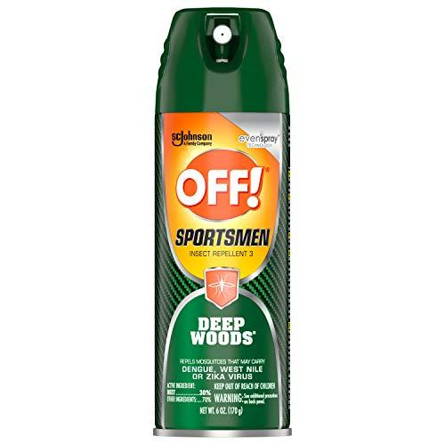 Off Deep Woods Sportsman