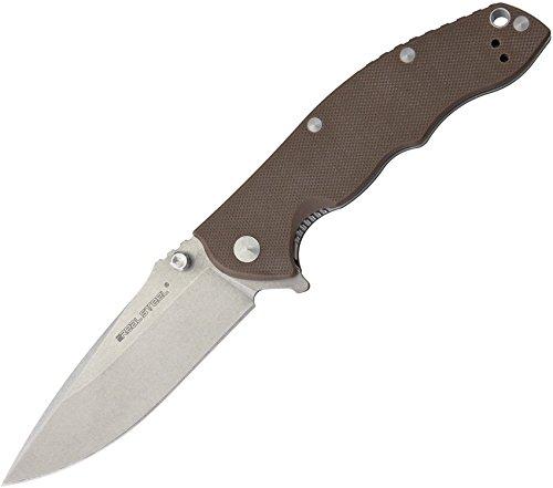Real Steel RS7522 T101 Thor Desert Folding Knife