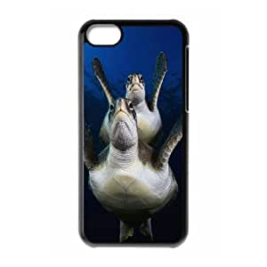 Sea Turtle New Fashion DIY Phone Case for Iphone 5C,customized cover case ygtg565032