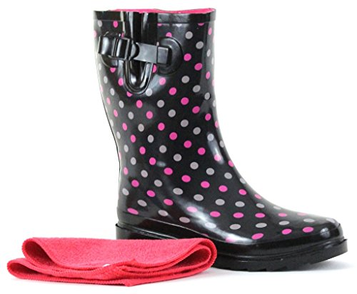 01b079079d3ed We Analyzed 21,007 Reviews To Find THE BEST Womens Rain Boots Size 7