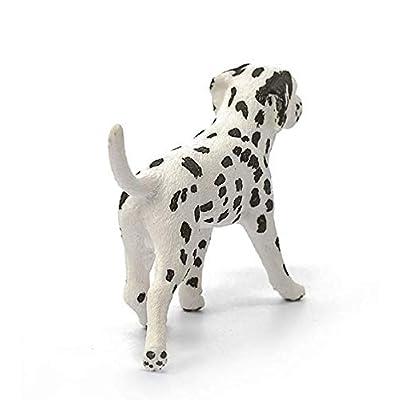 Schleich Farm World Dalmatian Male Educational Figurine for Kids Ages 3-8: Schleich: Toys & Games