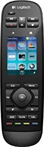 Logitech Harmony Touch Universal Remote with Color Touchscreen - Black (915-000198) [Discontinued by Manufacturer]