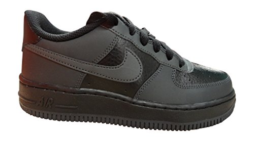 Nike Air Force 1 (gs) Zwart Antraciet Antraciet 096