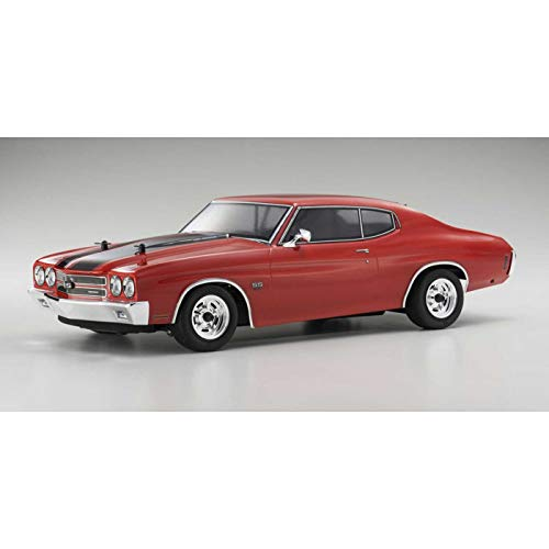 Kyosho 1970 Chevy Chevelle LS6 SS454 RC Cranberry Red Hobby Rc Cars from Kyosho