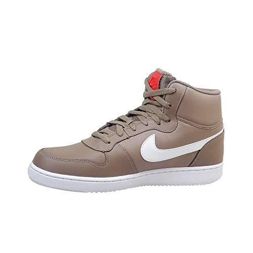 mink Nike Ebernon Brown De university 001 Red Multicolore Homme Basketball Mid Chaussures white UZq0U