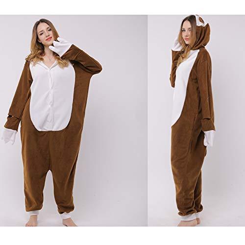 De Para Zhangzhiyua Pijamas s Larga Adolescentes Disfraces Animales Manga Y Adultos Animados Dibujos q5qBtrw