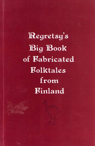 Regretsy's Big Record of Fabricated Folktales From Finland