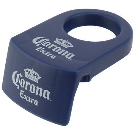 Coronita Rita Bottle Holders Set of 12 Blue Version Includes Bonus Free Corona Extra Bottle Opener