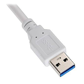 Amazon.com: jser USB 3.0 y 2.0 A HDMI HDTV Adaptador Cable ...