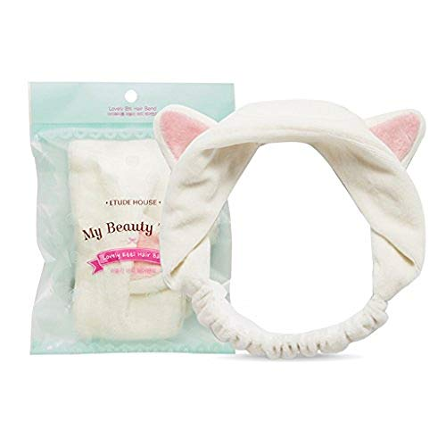 [ETUDE HOUSE] My Beauty Tool Lovely Etti Hair Band from Etude House