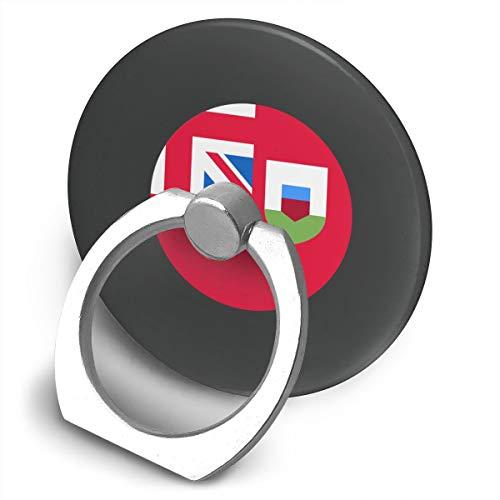 Bermuda Custom Finger Ring Grip 360° Rotary Cell Phone Holder