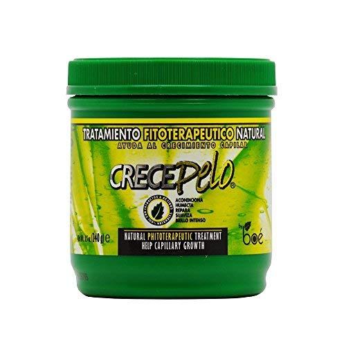 Amazon.com: BOE Crece Pelo Tratamiento Jar, 8 onzas: Beauty