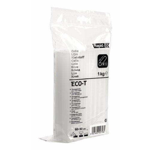 Rapid Pro-B White Hot Glue Sticks, Diameter: 12 mm, Length: 295 mm, 2.5 Kg, PRO, 40302804