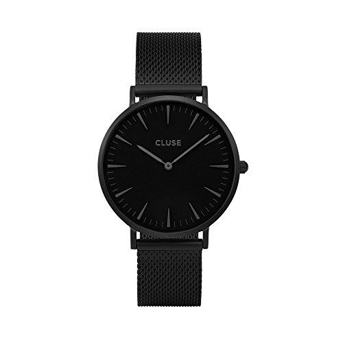 Cluse MESH FULL Black Watch - 2