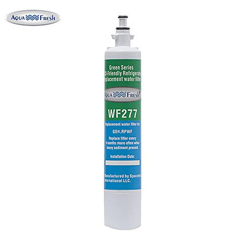 Aqua Unusual WF277 Replacement Water Filter For GE RPWF (Not RPWFE), Water Sentinel WSG-4 Water Filter