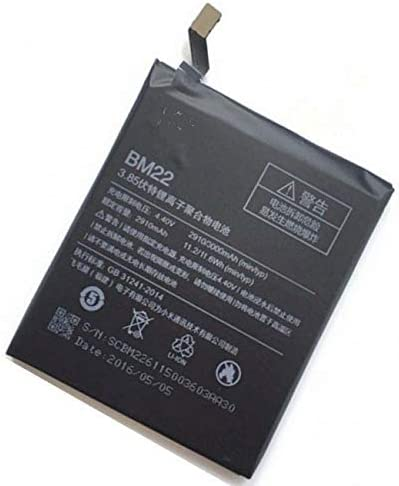 Red Consolas Bateria BM22 para Xiaomi Mi 5 Mi 5 Prime M5 3000 mAh