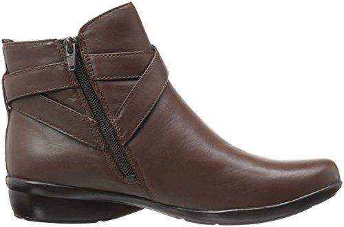 Naturalizer Women's Cassandra Ankle Bootie, Brown, 9.5 2W US by Naturalizer (Image #7)