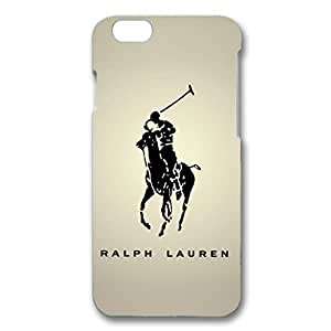 Custom Personlized Polo Ralph Lauren Logo Classic Design Iphone 6 Plastic 3D Durable Case Cover GT9E02