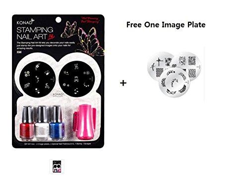 nail stamping starter kit - 4