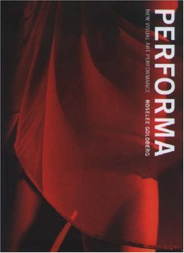 Performa: New Visual Art Performance ebook